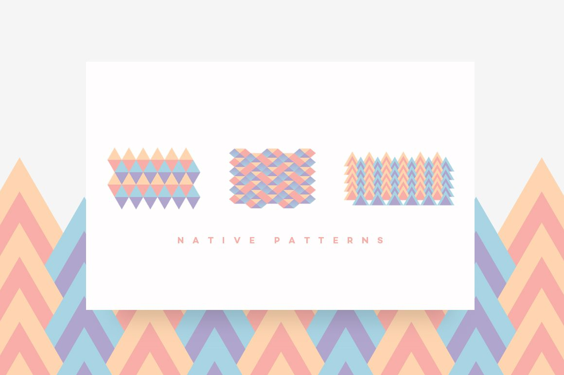 Geometric Patterns Toolkit-NATIVE