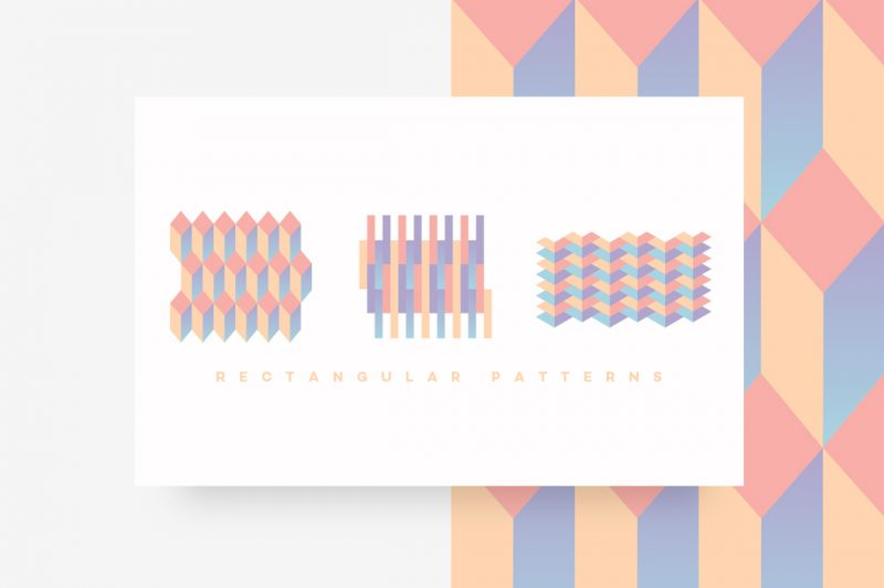 Geometric Patterns Toolkit-RECTANGULAR