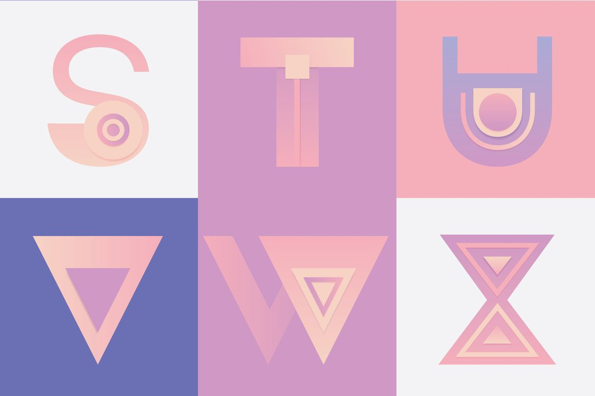 Modern Tribe Typography