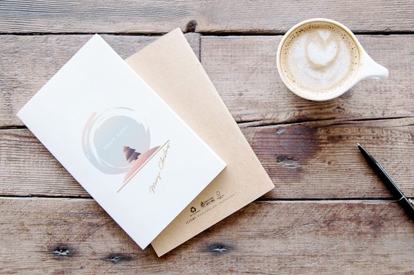 A Winter Tale Collection-diy greeting card