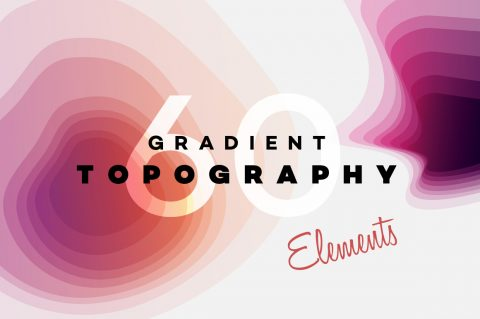 Gradient Topography