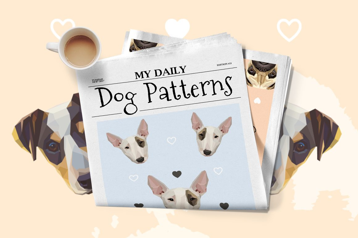 My Daily Dog Patterns