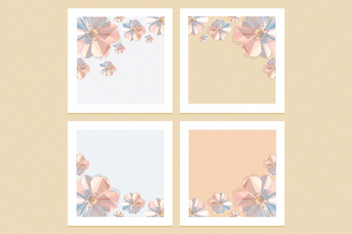 Rose Quarts and Serenity Design Kit