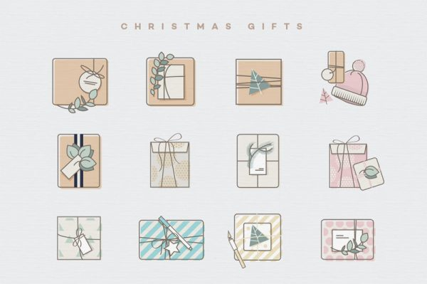 Gifting Icon Pack