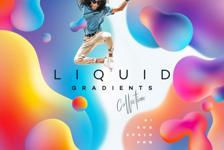 Liquid Gradients Collection