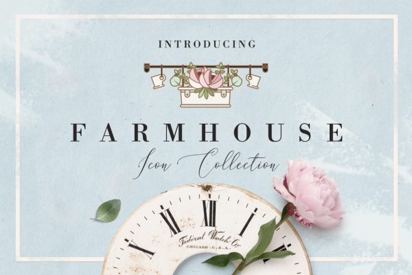 Farmhouse Icon Collection