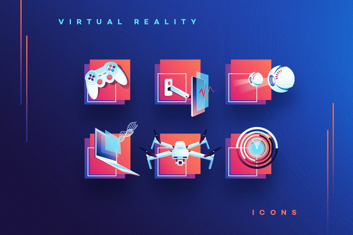 VR Icons