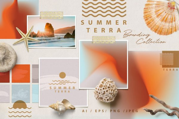 Summer-Terra-Branding-Collection