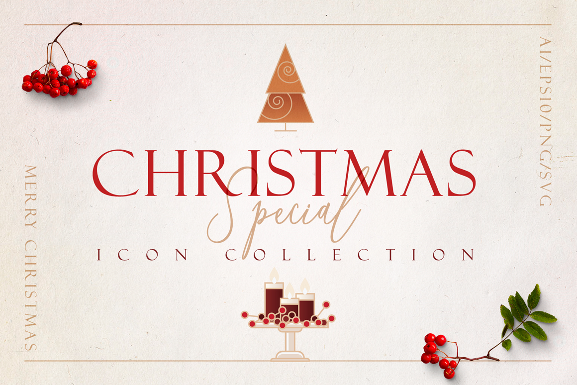 Christmas-Special--Icon-Collection
