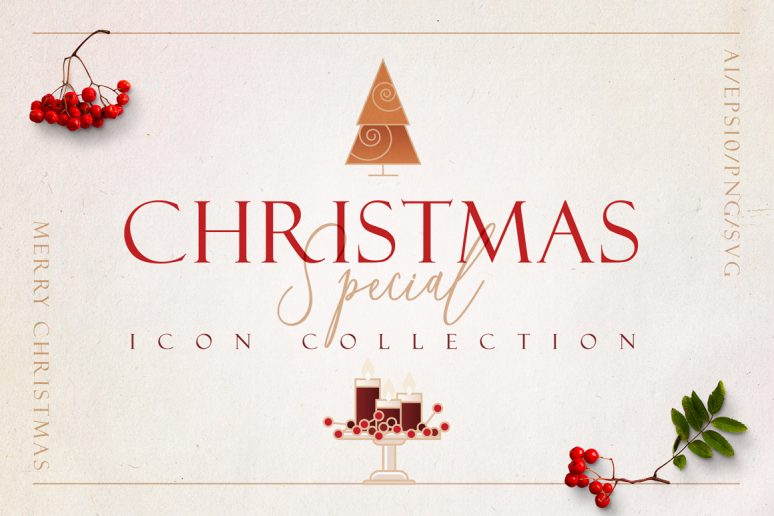 Christmas-Special-Icon-Collection