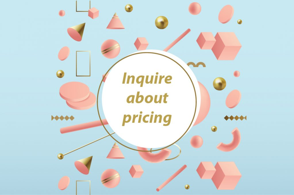 Inquire about pricing while looking for the best graphic design services
