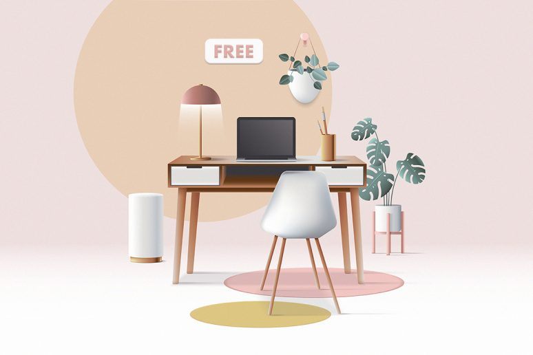 3D Workspace Creator Freebie