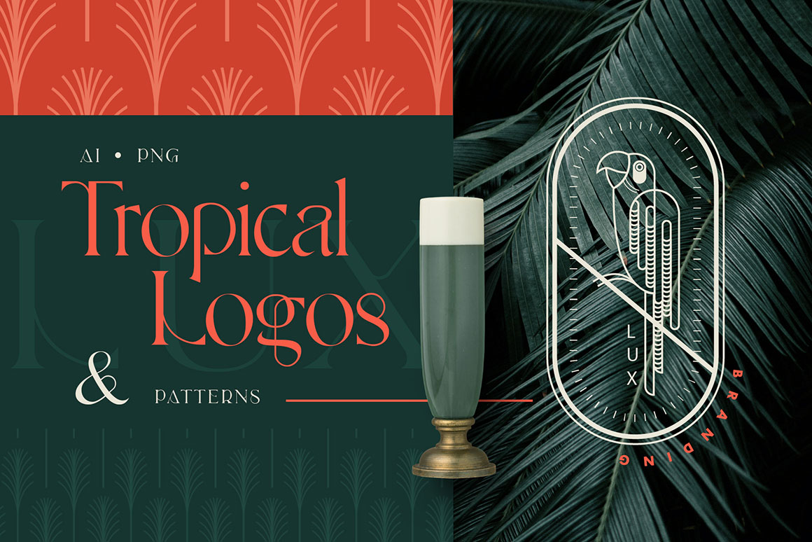 Tropical-Logos-and-Patterns
