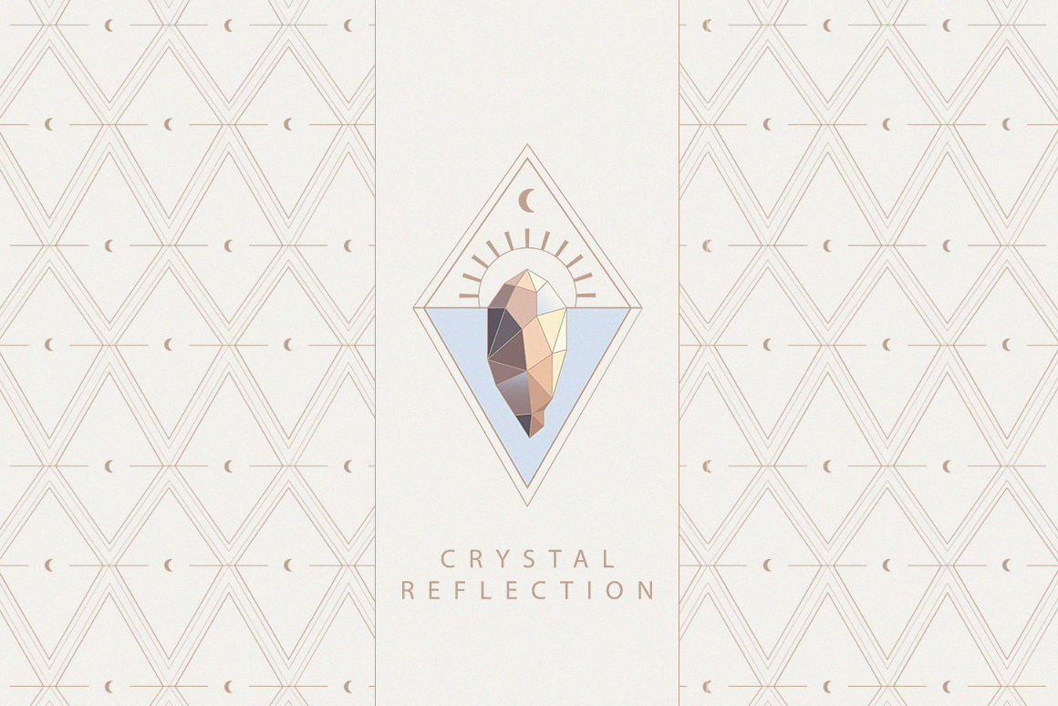 Crystal Reflection Exclusive Logo